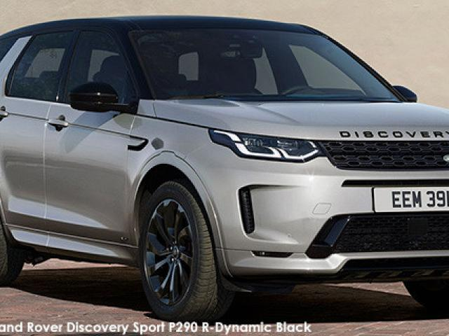 Land Rover Discovery Sport P290 R-Dynamic S Black