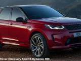 Land Rover Discovery Sport P300e R-Dynamic SE - Thumbnail 3