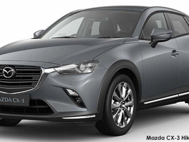 Mazda CX-3 2.0 Hikari