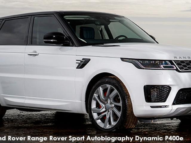 Land Rover Range Rover Sport Autobiography Dynamic P400e