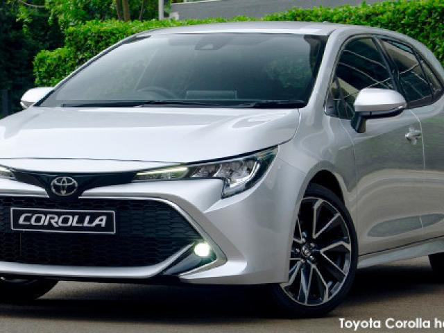 Toyota Corolla hatch 1.2T XR