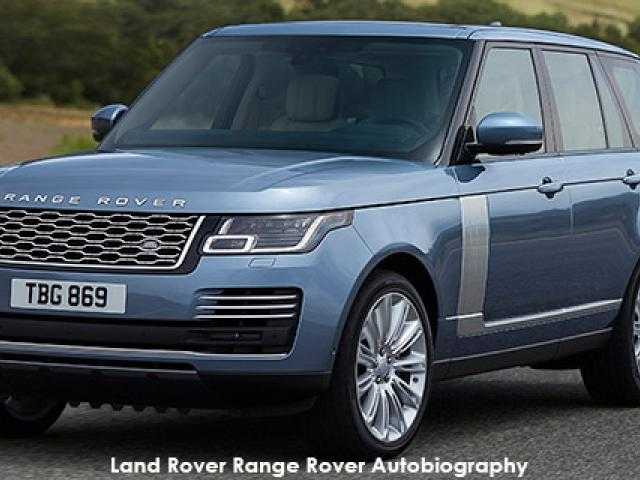 Land Rover Range Rover Autobiography Supercharged