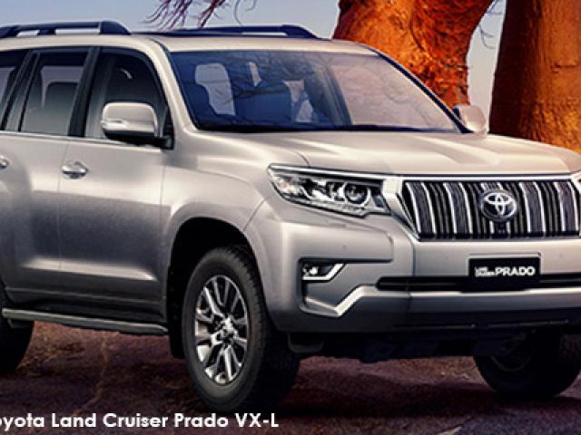 Toyota Land Cruiser Prado 4.0 VX-L