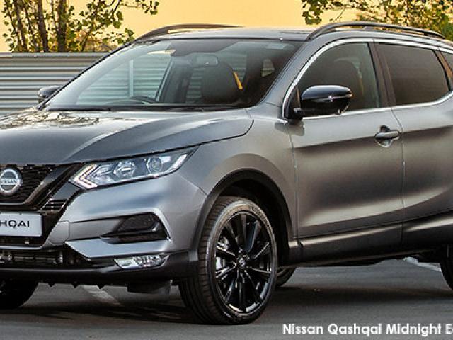 Nissan Qashqai 1.2T Midnight Edition