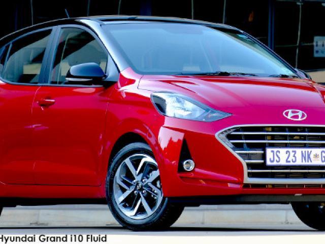 Hyundai Grand i10 1.2 Fluid
