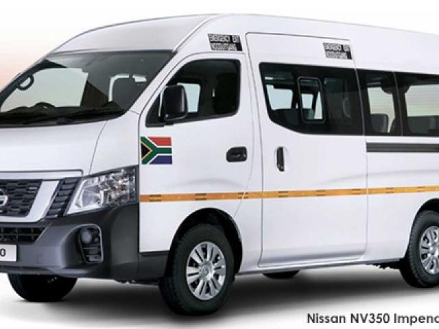Nissan NV350 Impendulo 2.5i 16-seater (aircon)
