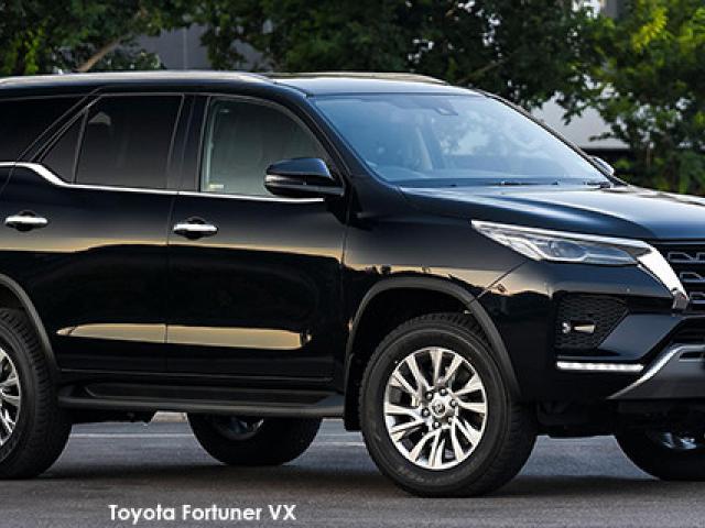Toyota Fortuner 2.8GD-6 4x4 VX