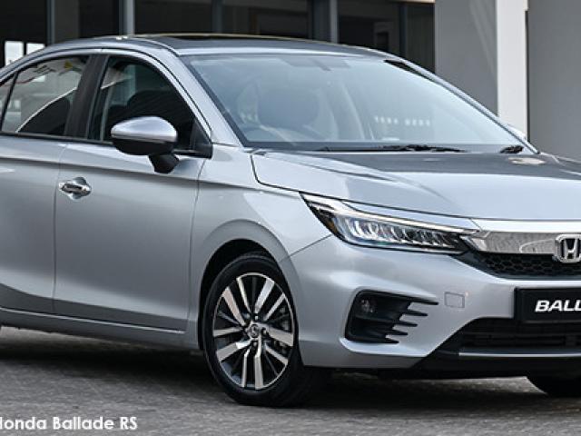 Honda Ballade 1.5 RS