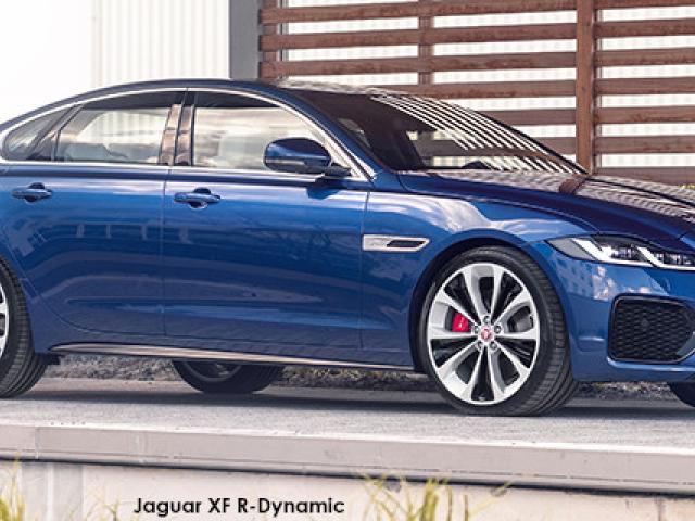 Jaguar XF D200 R-Dynamic SE