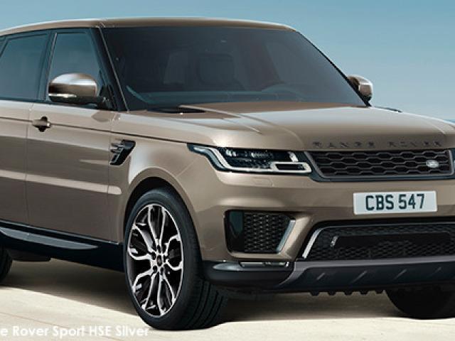 Land Rover Range Rover Sport HSE Silver SDV6