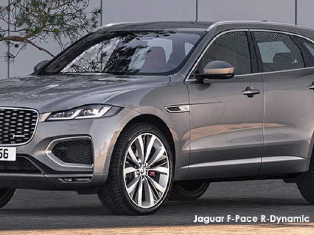 Jaguar F-Pace D200 AWD R-Dynamic SE