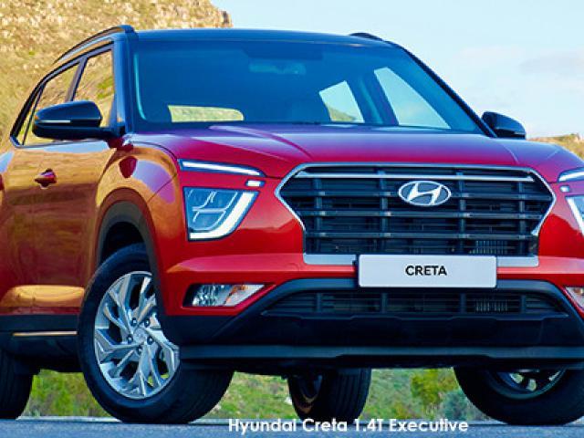 Hyundai Creta 1.4T Executive