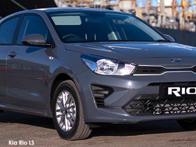 Kia Rio hatch 1.4 LS auto