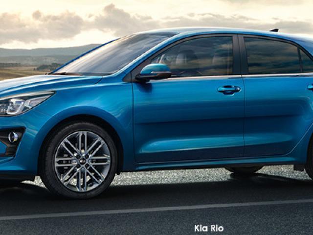 Kia Rio hatch 1.4 EX auto
