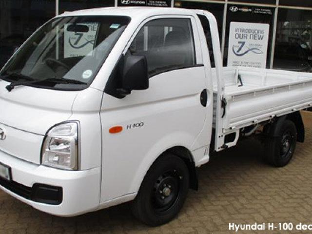 Hyundai H-100 Bakkie 2.6D chassis cab (aircon)