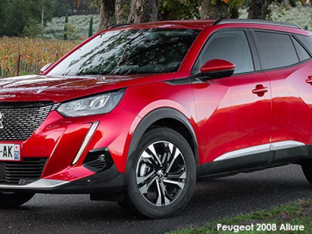 Peugeot 2008 1.2T 96kW Active