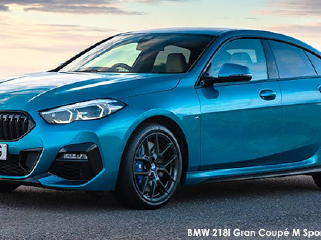 BMW 2 Series 218d Gran Coupe Sport Line
