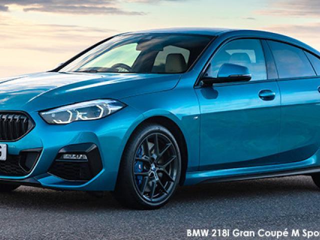 BMW 2 Series 218d Gran Coupe M Sport