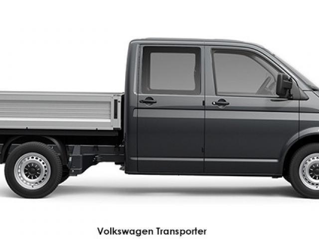 Volkswagen Transporter 2.0TDI 81kW double cab