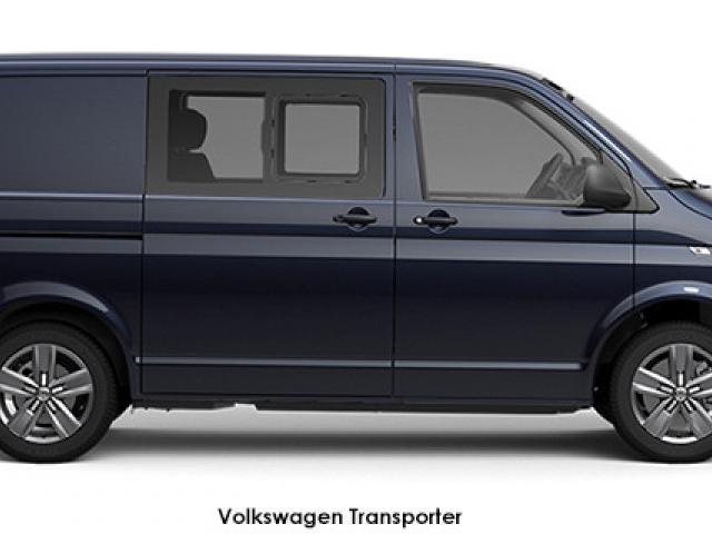 Volkswagen Transporter 2.0TDI 81kW crew bus LWB