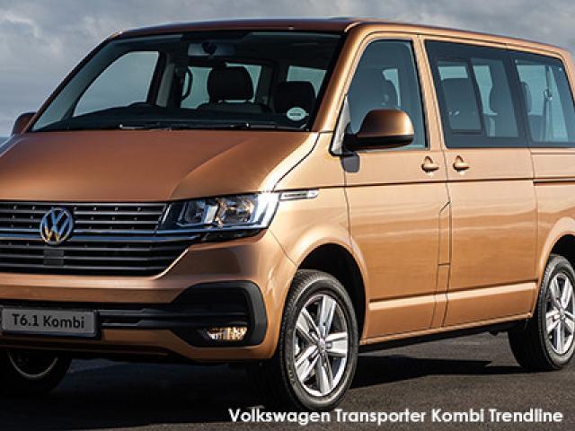Volkswagen Transporter 2.0BiTDI 146kW Kombi SWB Trendline Plus 4Motion