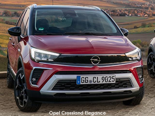 Opel Crossland 1.2T Elegance
