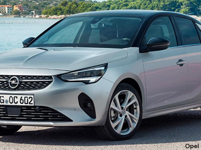 Opel Corsa 1.2T 96kW Elegance