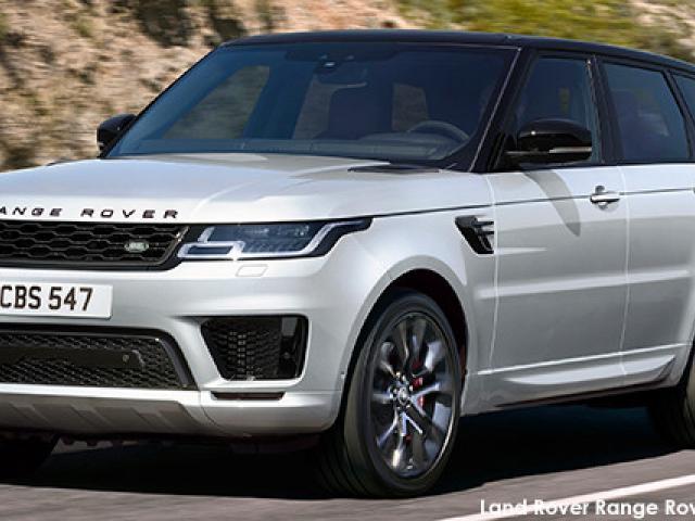 Land Rover Range Rover Sport HST P400