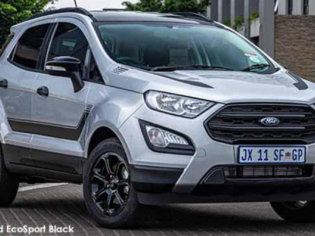 Ford EcoSport 1.5 Ambiente Black