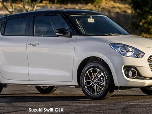 Suzuki Swift 1.2 GLX auto