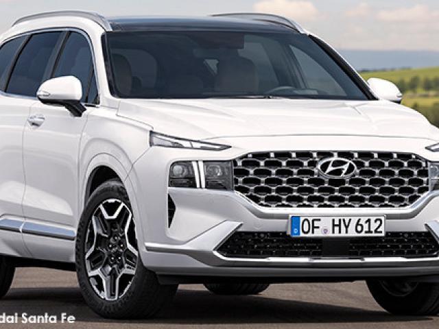 Hyundai Santa Fe 2.2D 4WD Elite