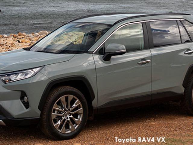 Toyota RAV4 2.5 AWD VX (de-spec 21)