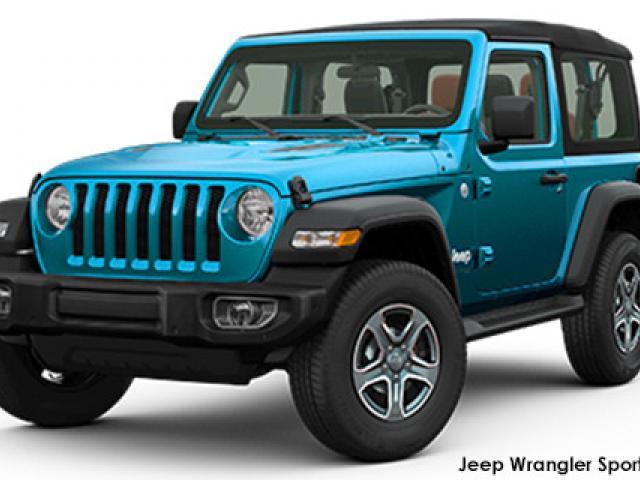 Jeep Wrangler 3.6 Sport