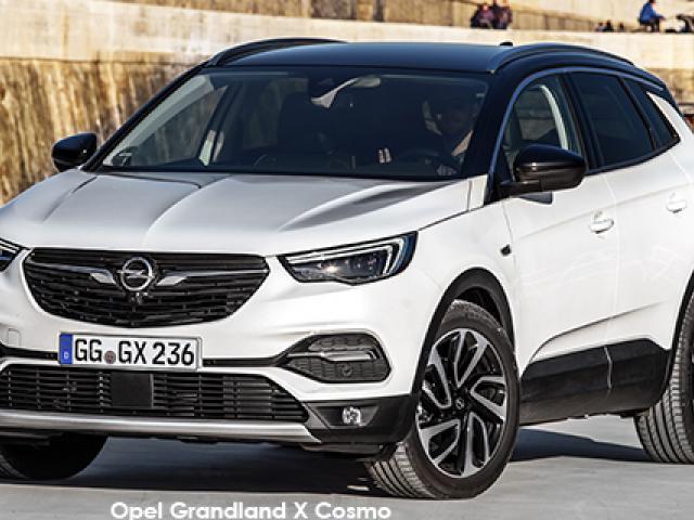 Opel Grandland X 1.6T