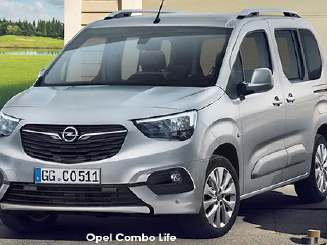 Opel Combo Life 1.6TD Enjoy