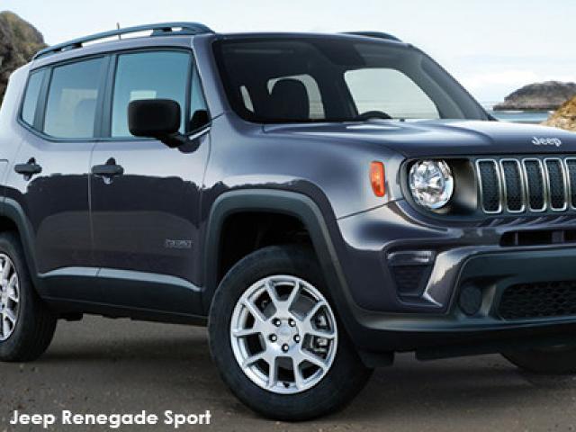 Jeep Renegade 1.4T Sport