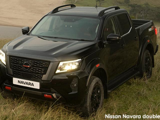 Nissan Navara 2.5DDTi double cab PRO-2X