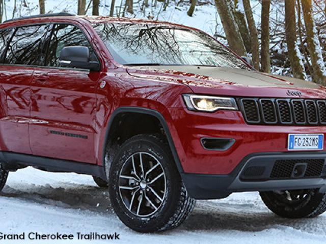 Jeep Grand Cherokee 3.6L Trailhawk