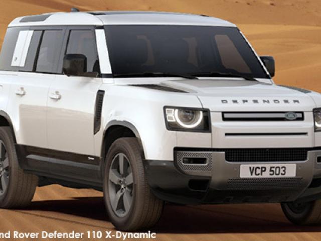 Land Rover Defender 110 P300 X-Dynamic SE