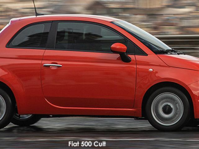 Fiat 500 TwinAir Cult