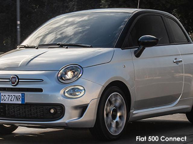 Fiat 500 TwinAir Connect