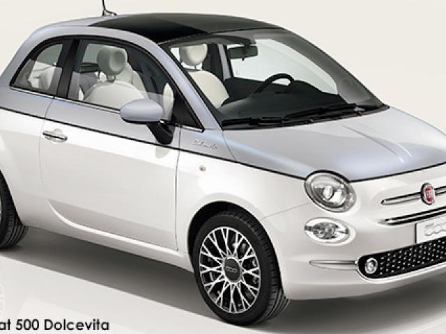 Fiat 500 TwinAir Dolcevita