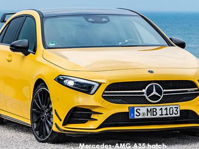 Mercedes-AMG A-Class A35 hatch 4Matic