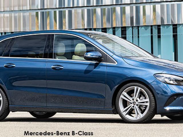 Mercedes-Benz B-Class B200d Progressive