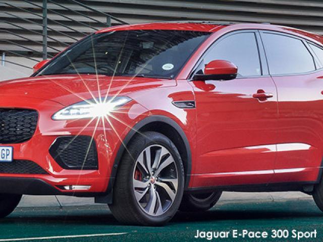 Jaguar E-Pace 300 Sport