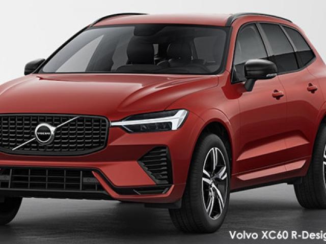 Volvo XC60 B6 AWD R-Design