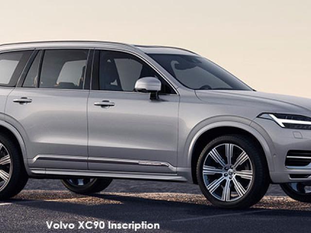Volvo XC90 B5 AWD Momentum