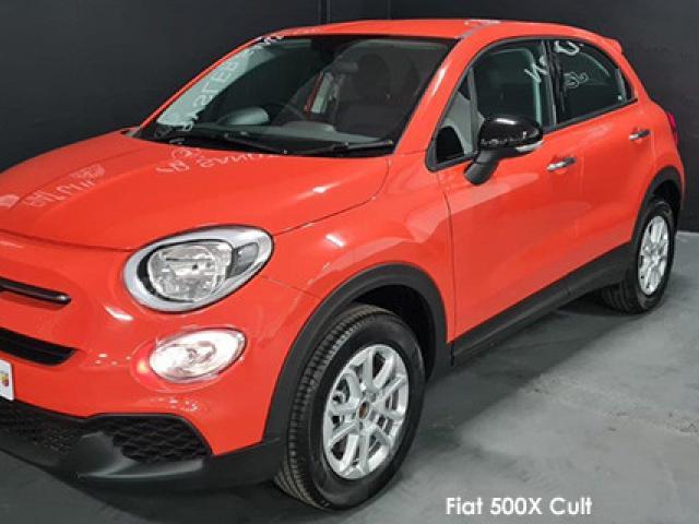 Fiat 500X 1.4T Cult