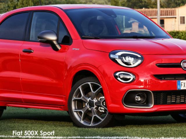 Fiat 500X 1.4T Sport