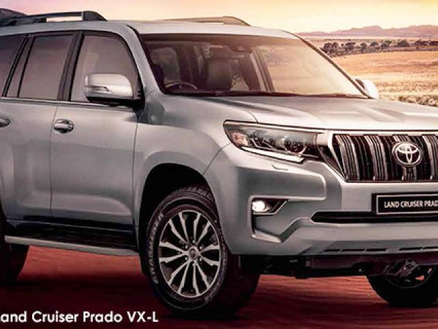 Toyota Land Cruiser Prado 2.8GD VX-L
